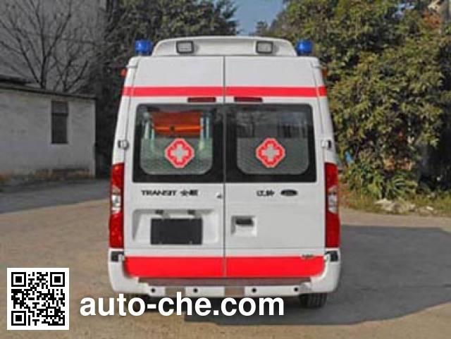 北地牌ND5040XJH-F5救护车
