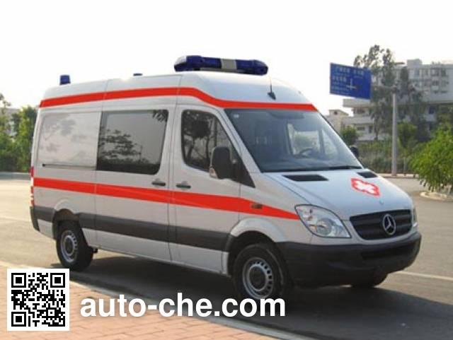 北地牌ND5043XJH救护车