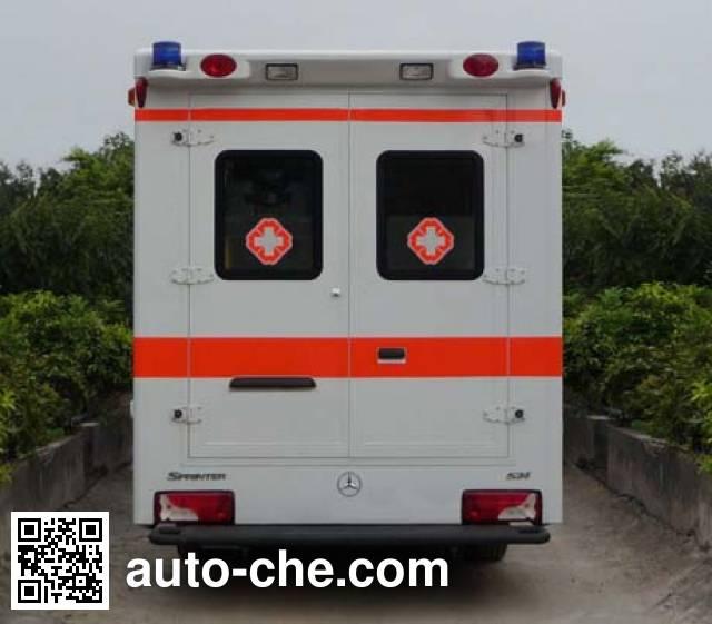 北地牌ND5050XJH-S5救护车
