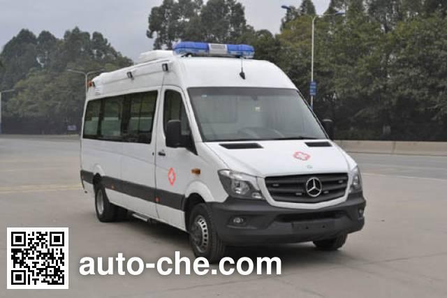 北地牌ND5053XJH救护车