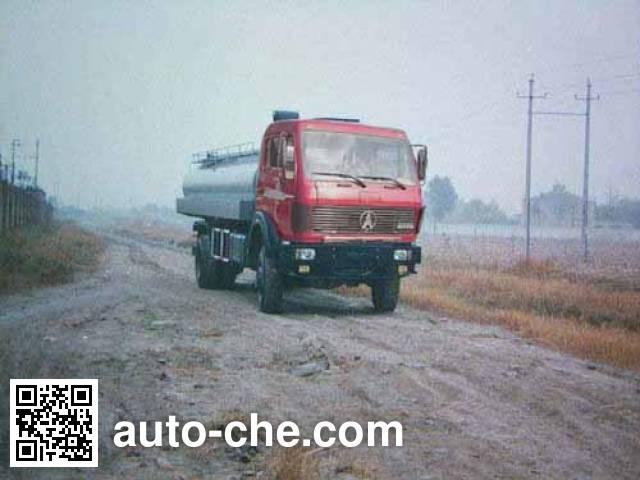 Beiben North Benz ND5160GYSZ milk tank truck