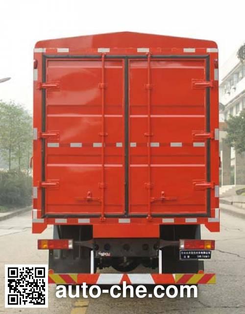 北奔牌ND5240CCYZ01仓栅式运输车
