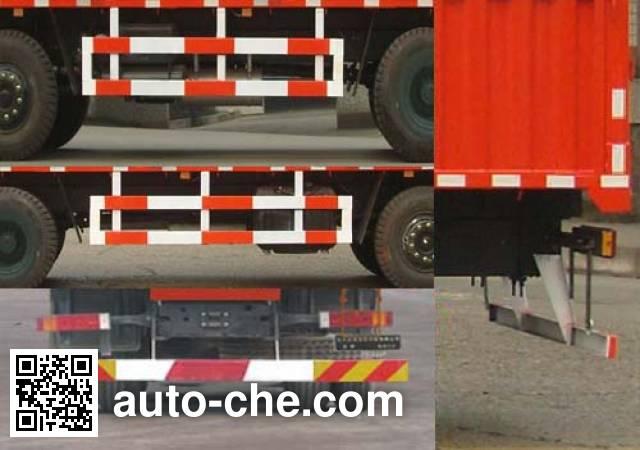 Beiben North Benz ND5240XXYZ01 box van truck