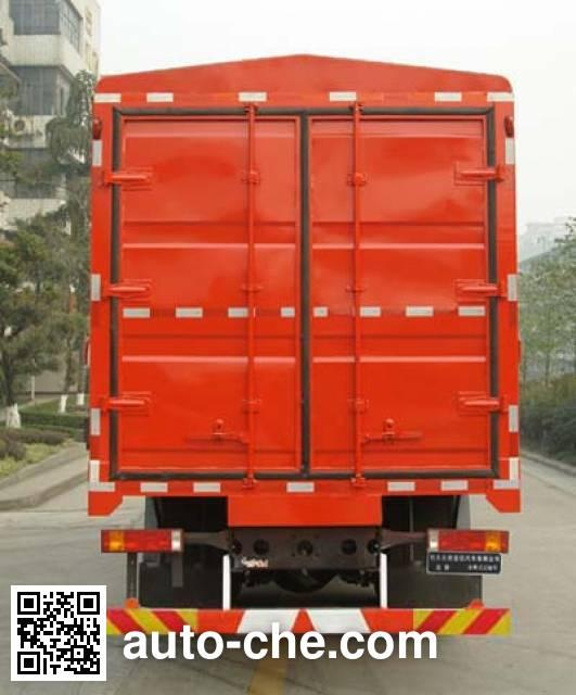 北奔牌ND5250CCYZ03仓栅式运输车