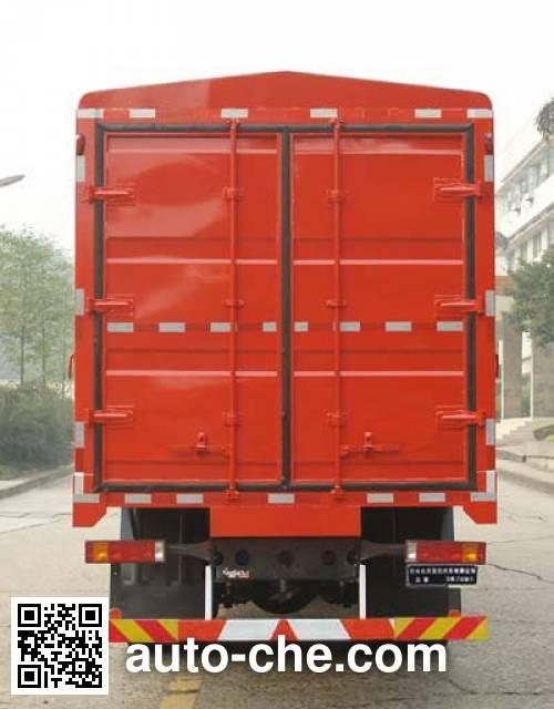 北奔牌ND5250CCYZ05仓栅式运输车