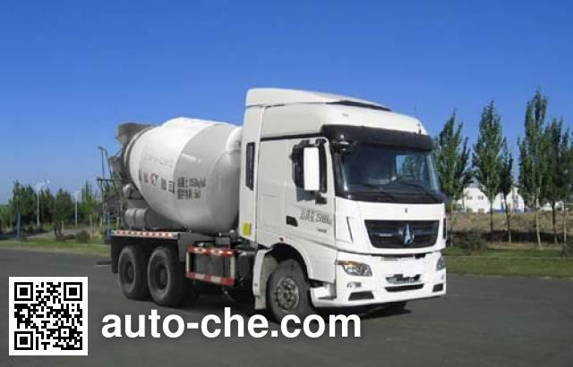 Beiben North Benz ND5250GJBZ00 concrete mixer truck