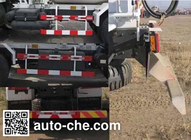 Beiben North Benz ND5250GJBZ02 concrete mixer truck