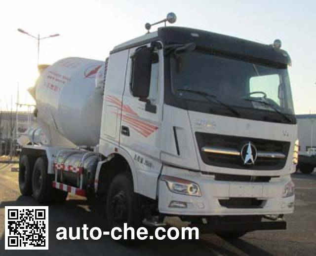 Beiben North Benz ND5250GJBZ22 concrete mixer truck