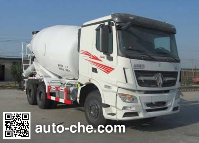 Beiben North Benz ND5250GJBZ24 concrete mixer truck