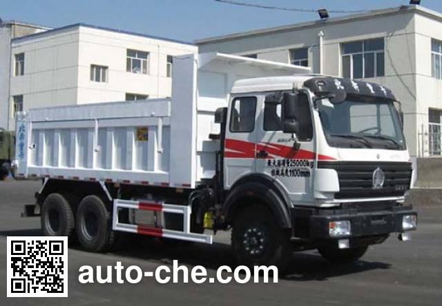 Beiben North Benz ND5250ZLJZ04 dump garbage truck