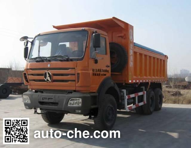 Beiben North Benz ND5250ZLJZ07 dump garbage truck