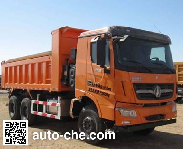 Beiben North Benz ND5250ZLJZ08 dump garbage truck