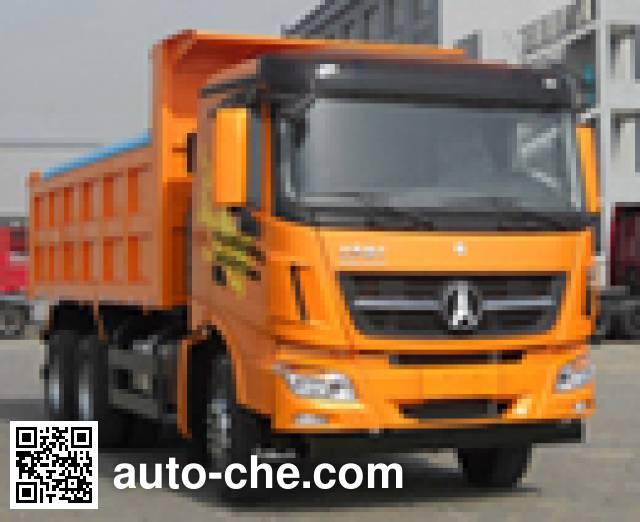 Beiben North Benz ND5250ZLJZ09 dump garbage truck
