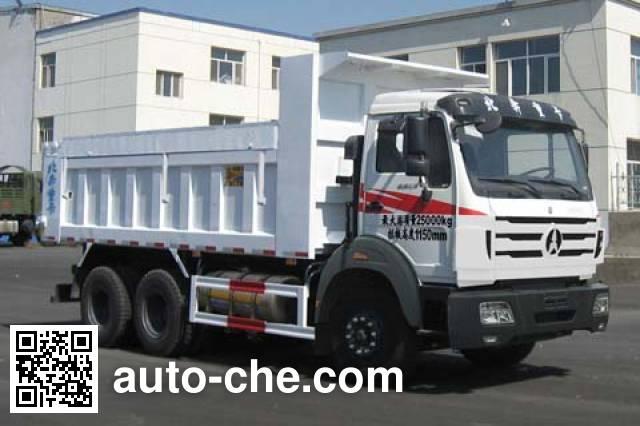 Beiben North Benz ND5250ZLJZ11 dump garbage truck
