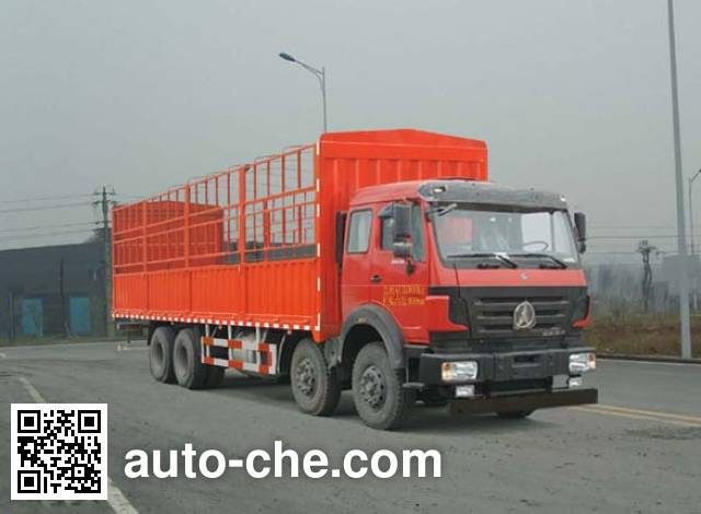 Beiben North Benz ND5310CCYZ10 stake truck