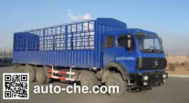 北奔牌ND5310CCYZ11仓栅式运输车