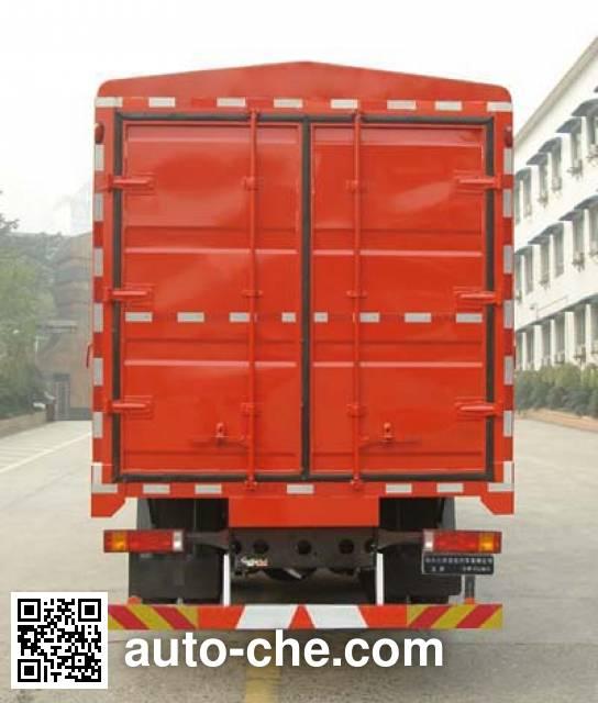 北奔牌ND5310CCYZ22仓栅式运输车