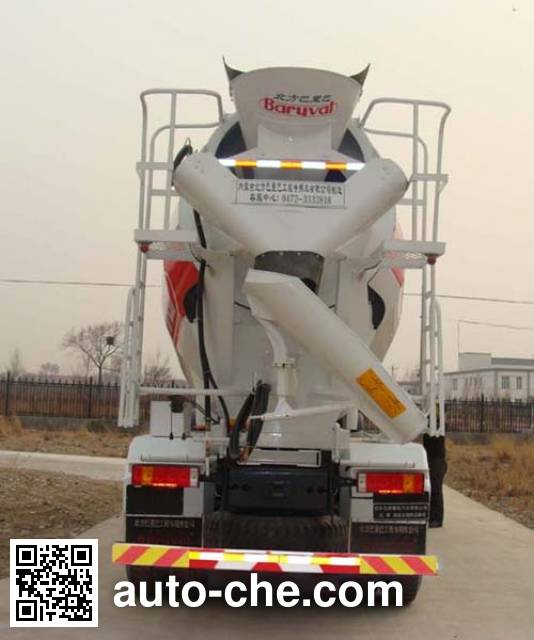 Beiben North Benz ND5310GJBZ03 concrete mixer truck