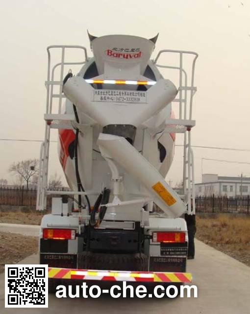 Beiben North Benz ND5310GJBZ04 concrete mixer truck