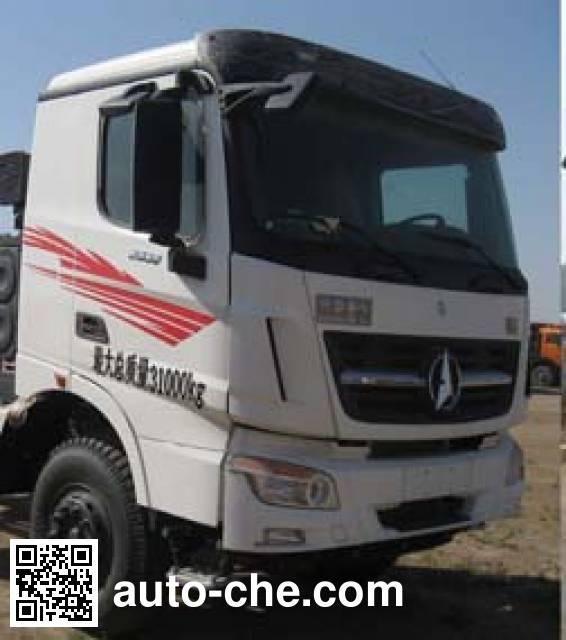 Beiben North Benz ND5310GJBZ06 concrete mixer truck