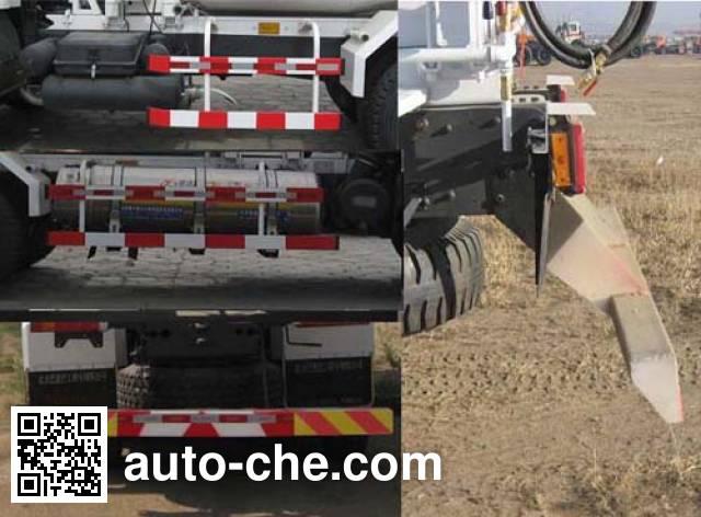 Beiben North Benz ND5310GJBZ05 concrete mixer truck