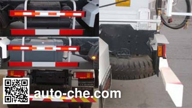 北奔牌ND5310GJBZ07混凝土搅拌运输车