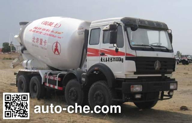 Beiben North Benz ND5310GJBZ08 concrete mixer truck
