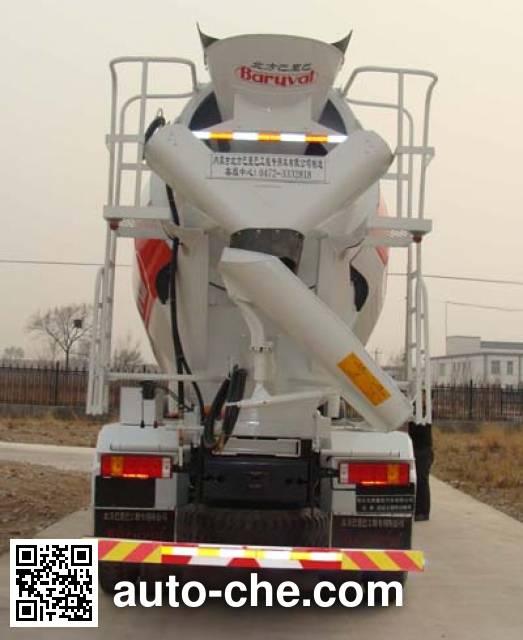 Beiben North Benz ND5310GJBZ09 concrete mixer truck