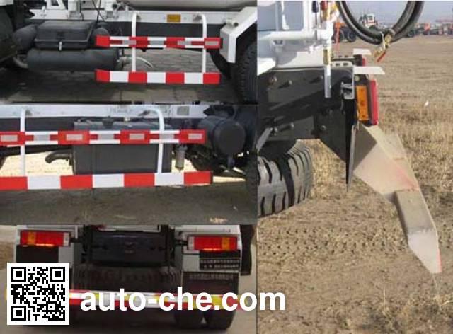 Beiben North Benz ND5310GJBZ10 concrete mixer truck