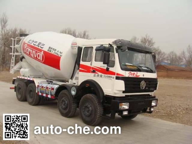 Beiben North Benz ND5310GJBZ18 concrete mixer truck
