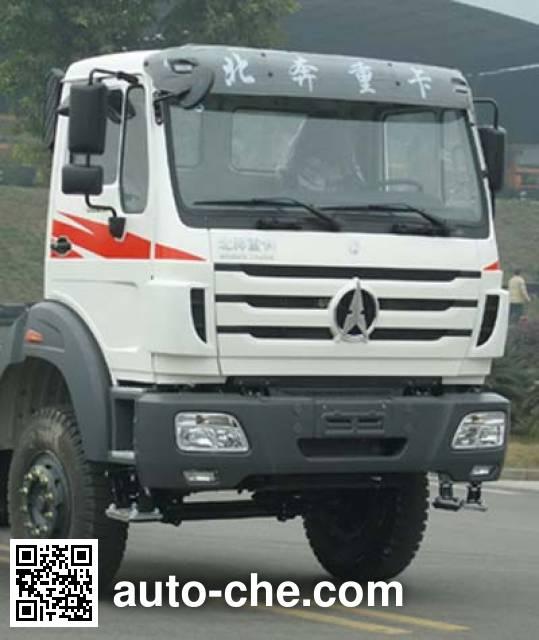 Beiben North Benz ND5310GJBZ20 concrete mixer truck