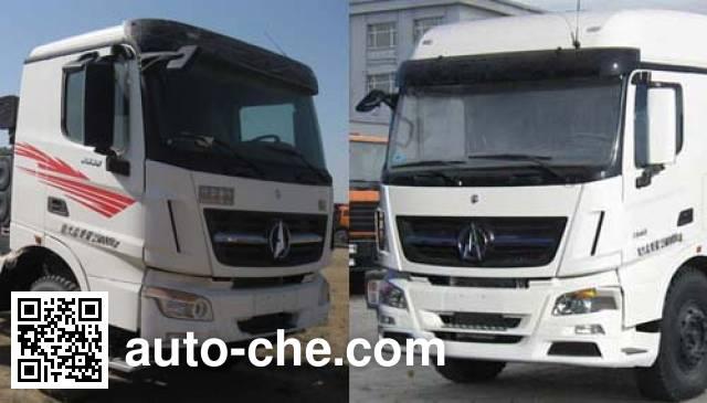 Beiben North Benz ND5310GJYZ03 fuel tank truck
