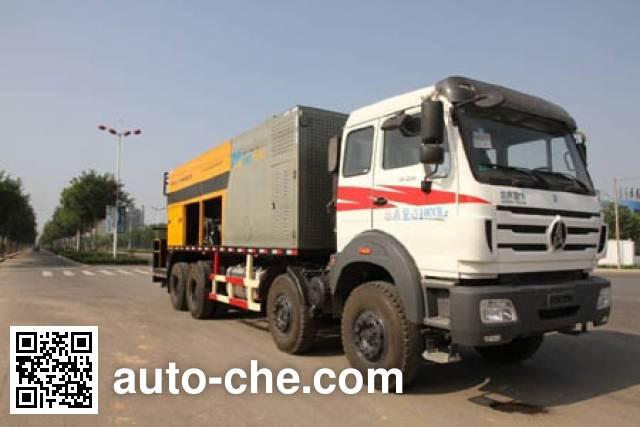 Beidi ND5310TFCD slurry seal coating truck