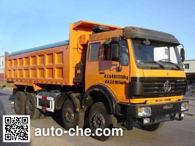 Beiben North Benz ND5310ZLJZ06 dump garbage truck