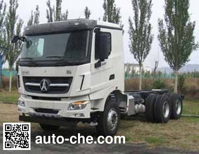Beiben North Benz ND5340TTZZ02 special purpose vehicle chassis