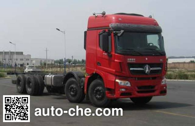 Beiben North Benz ND5500TTZZ01 special purpose vehicle chassis