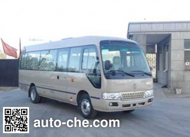 北奔牌ND6700BEV00纯电动客车