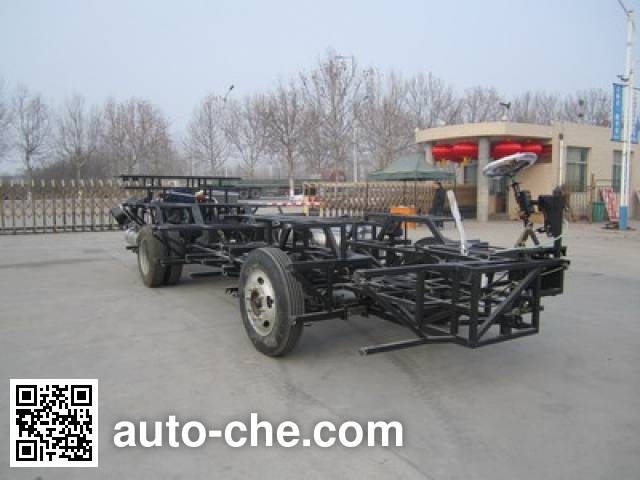 Beiben North Benz ND6770YC40 bus chassis