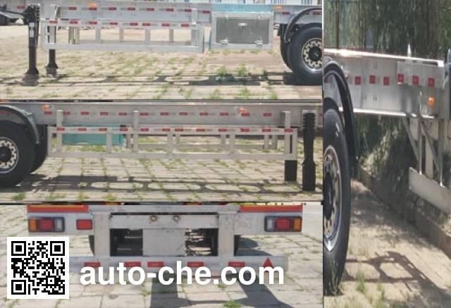Beidi ND9400TJZLH aluminium container trailer