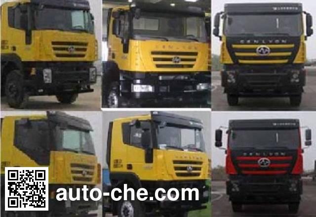 Naide Jiansong NDT5250GXW sewage suction truck