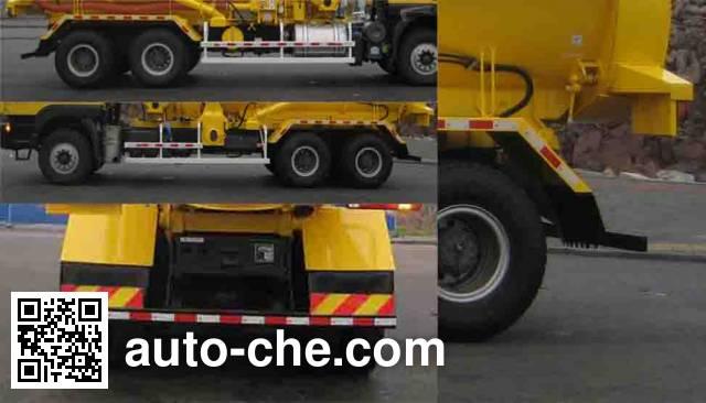 Naide Jiansong NDT5250GXWHYA5 sewage suction truck