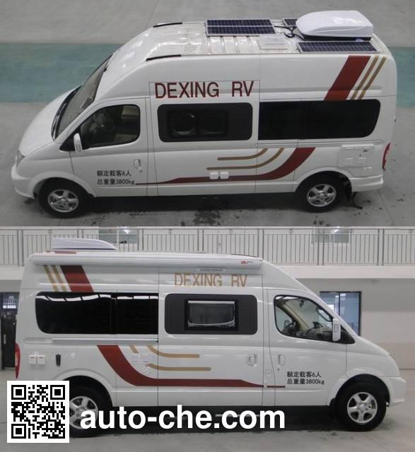Dexin NDX5046XLJ motorhome