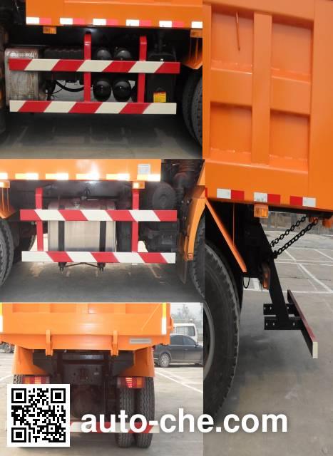 Nanfeng NF3250ZXEK404 dump truck