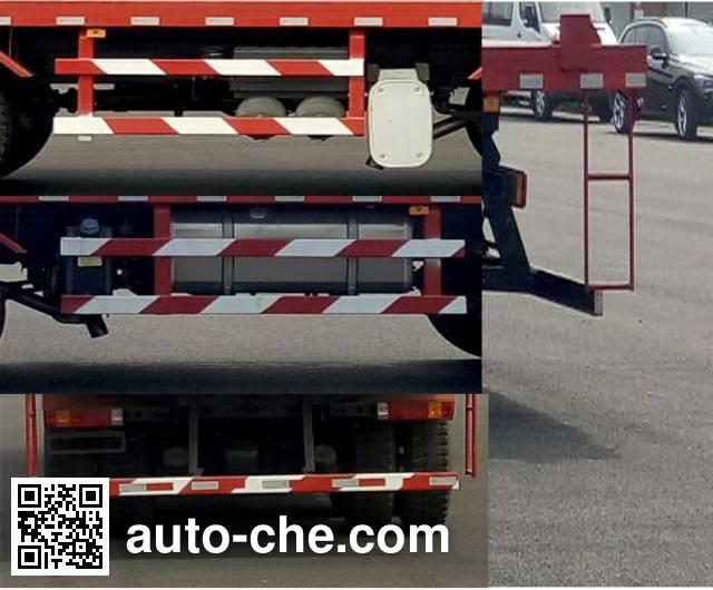 Nanfeng NF3318ZZ36PB flatbed dump truck