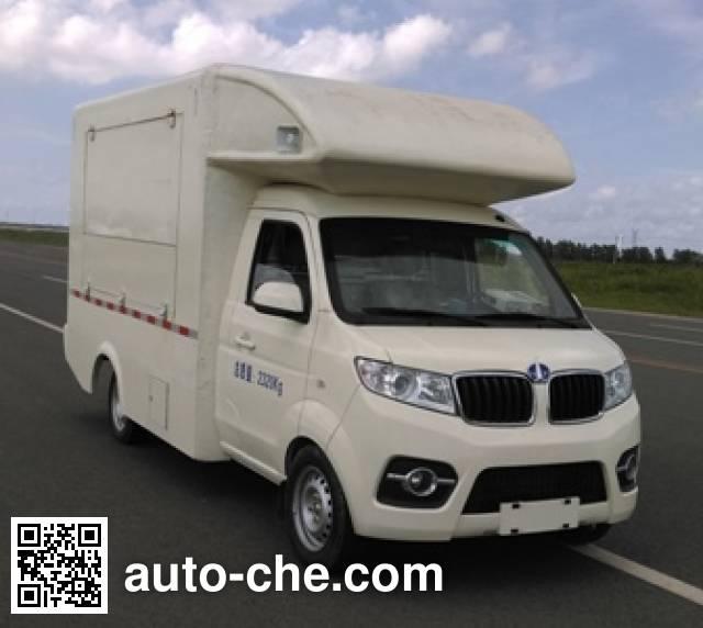 Nanfeng NF5020XSHBEV electric mobile shop