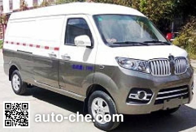 Nanfeng NF5025XXYBEV electric cargo van