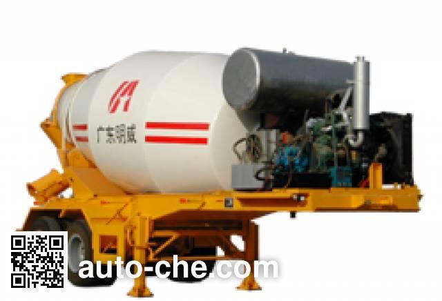 Mingwei (Guangdong) NHG9340GJB полуприцеп бетоносмеситель