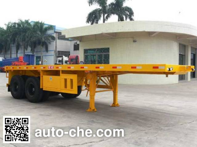 Mingwei (Guangdong) NHG9340TPB flatbed trailer