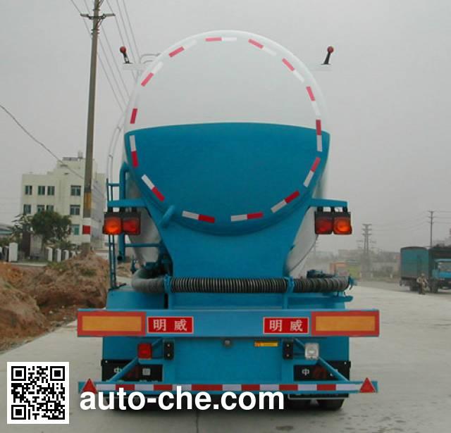 明威牌NHG9346GFL粉粒物料运输半挂车