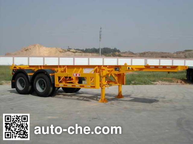 Mingwei (Guangdong) NHG9349TJZG container carrier vehicle